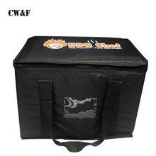 Bolsa térmica de 30L para picnic, bolsa térmica de gran capacidad, oxford, más gruesa