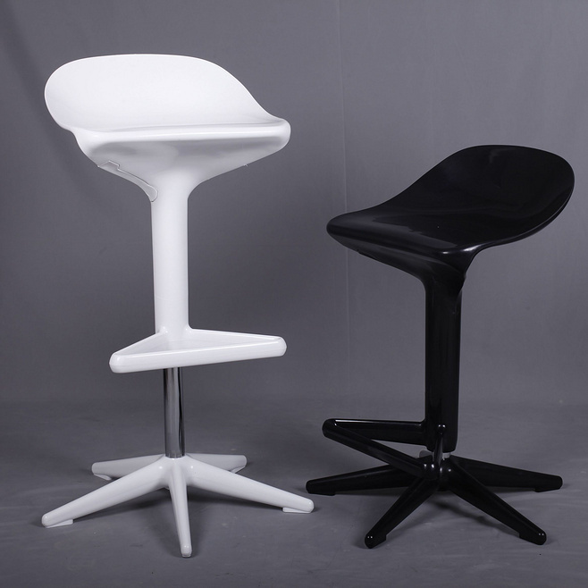 Modern Design Popular Bar Stool Plastic Height adjustable change Bar Chair Furniture kitchen room Counter Stool Bar Chair-2PCS counter height modern wood bar chair stool kitchen pub chair bar furniture armless stool dining chair wooden tall house stool