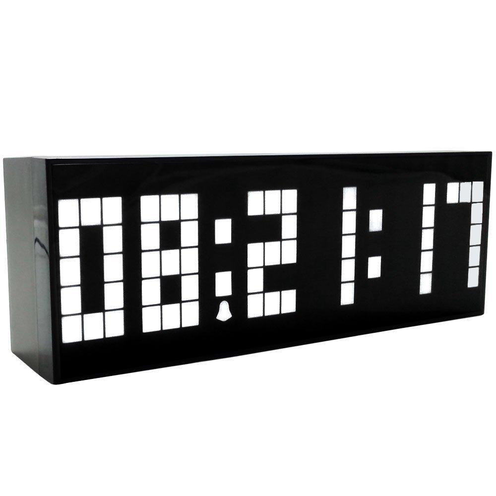 Jumbo LED Զարթուցիչ Countdown ժմչփ Պատի - Տնային դեկոր - Լուսանկար 3