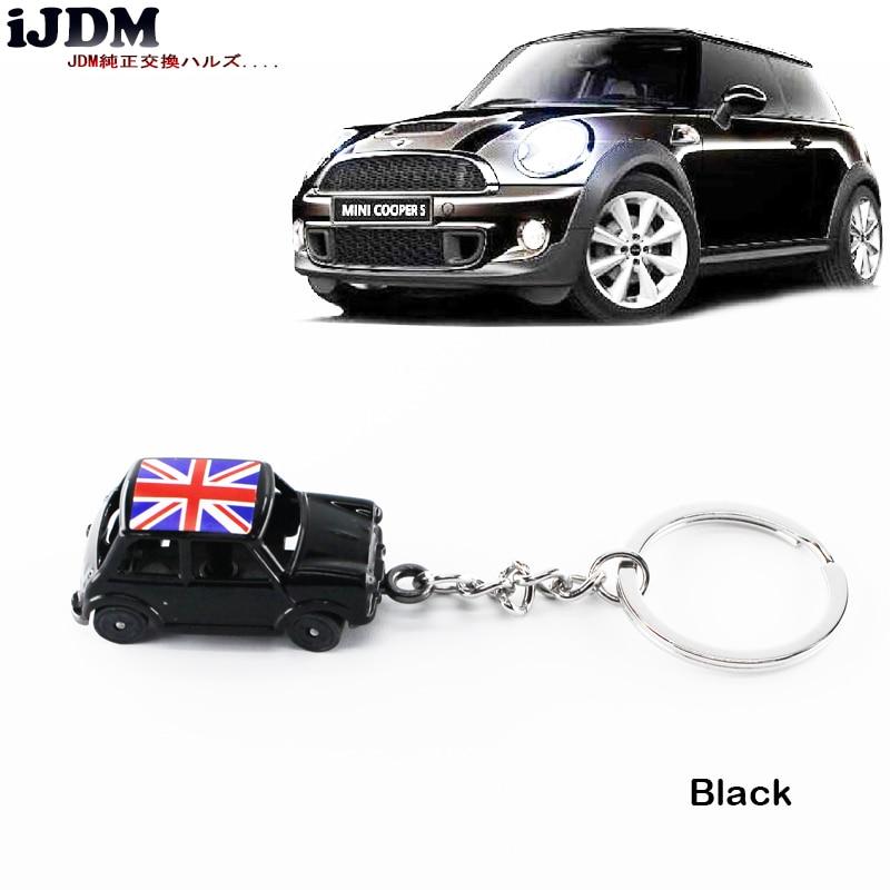 IJDM Premium 1  60 Clássico Union Jack Para MINI Cooper Fundido Chave Anel  Chave da cadeia de Chaveiro, Para MINI COOPER R55 R56 R60 F55 F56 R61 em  Chave ... e08a6952c2