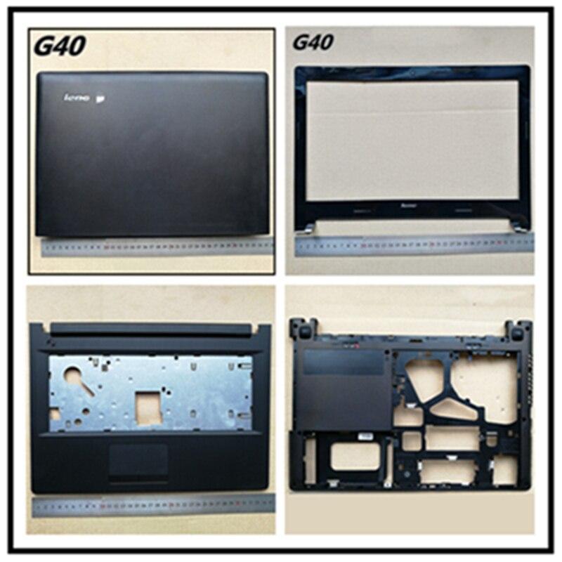 Laptop LCD Back Cover Top Case Screen Lid Screen Cap For Lenovo Z40 G40 G40-70 Z40-70 G40-30 G40-45 G40-35 Z40-35 Z40-45 Bezel