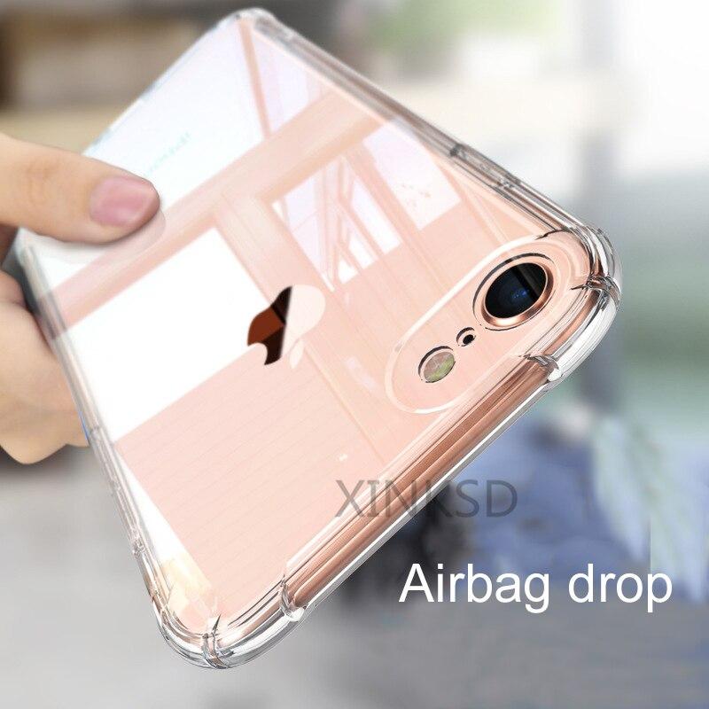 moda-marca-original-caso-A-prova-de-choque-cobertura-de-360-graus-para-o-iphone-x-5-5s-se-6-s-6-7-8-plus-caso-de-silicone-para-o-iphone-7-caso-claro
