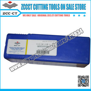 QEED2020R17 ZCC.CT Cemented Carbide CNC cutting tool Support holder for external parting grooving and turning tools