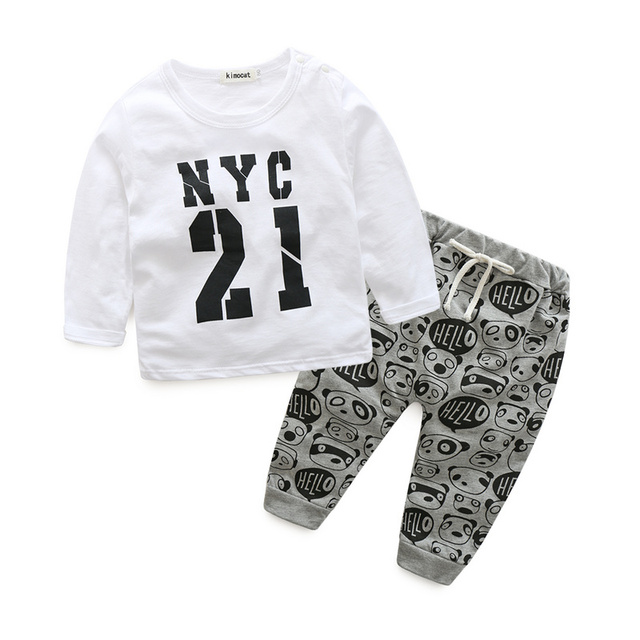 Printed Casual Clothing Set