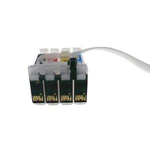 Image 3 - Sistema de suministro continuo de tinta CISS T0711 71 para Epson Stylus D78 D92 D120 DX4000 DX4050 DX4400 DX4450 DX5000 DX5050 DX6000 DX6050