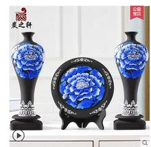 The Chinese style study modern wine ark porch handicraft is decorated in the sitting room restoring ancient ways of time