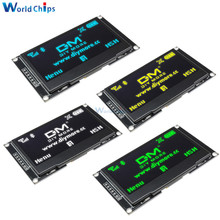 "2.42"" Inch 12864 128 * 64 OLED Display Module IIC I2C SPI Serial White/Blue/Green/Yellow LCD Screen for C51 STM32 SSD1309"