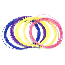 random color Professional Badminton String Badminton Racket String Badminton Accessories(China)