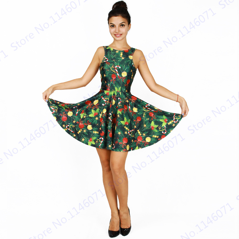 4d36c61f2543c Cartoon Snow White Tennis Skater Dress Reversible Women Sexy Party ...