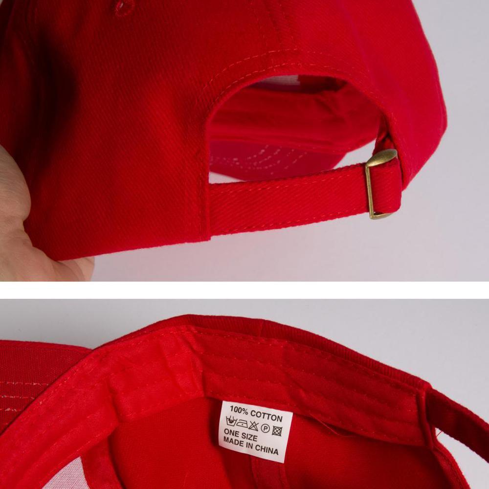 Форрест Gump шляпа Косплей красная Кепка