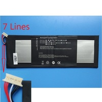 HW3487265 3282122 2s Battery for Jumper EZbook 3 Pro Tablet PC EZbook3 SL New Li polymer Rechargeable Replacement 7.6V 4500mAh