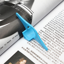 5 Pcs Thumb Convenient Multifunction Book Holder Bookmark Finger Ring Book Markers For Books Stationery Gift