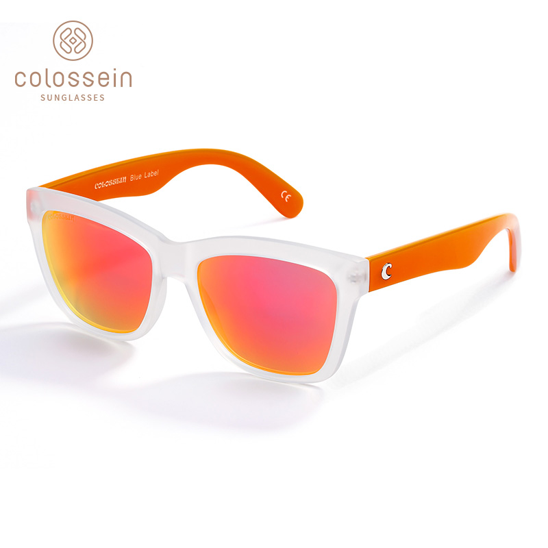 COLOSSEIN Solbriller Dame Mode Solbriller Mærke Designere Mænd Sommerbriller Fashion Eyewear New Trendy Summer Holiday
