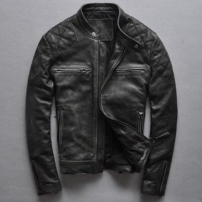 HTB1skMRHAKWBuNjy1zjq6AOypXab Military air force flight jacket fur collar genuine leather jacket men winter dark brown sheepskin coat pilot bomber jacket