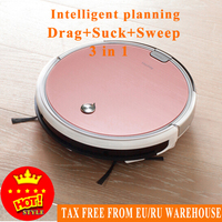 Hot Sale Original 2 In 1 X620 Smart Robot Vacuum Cleaner Cleaning Appliances 450ML Large Water