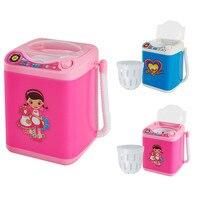 2019 heiße neue produkte Make-Up Pinsel Reiniger Gerät Automatische Reinigung Waschen Maschine Mini Spielzeug dekoration Zubehör werkzeug