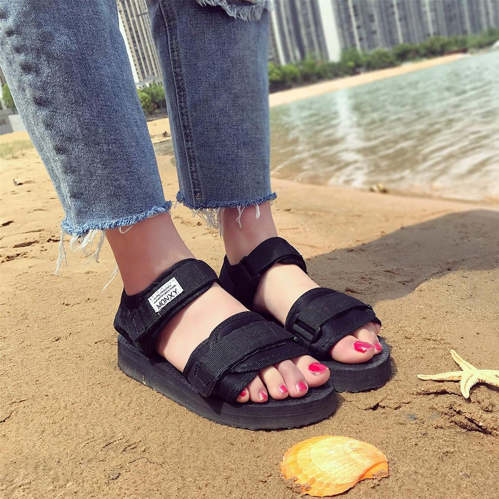 Brillant Neue Ankunft Frauen Sandalen Mode Lässig Sommer Schuhe Paare Strand Sandalen Plattformen Offene Spitze Schuhe Zapatos De Mujer # Daa GüNstigster Preis Von Unserer Website