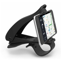 JOVEINS 360 Rotatable Dashboard Car Phone Holder Easy Clip Stand Mount Phone Holder Universal GPS Display Bracket Car Holder