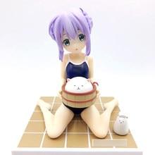 Figurine de dessin animé japonais original kajuu Chino, voulez-vous venir à un lapin aujourd'hui, figurine d'action, jouets modèles de collection
