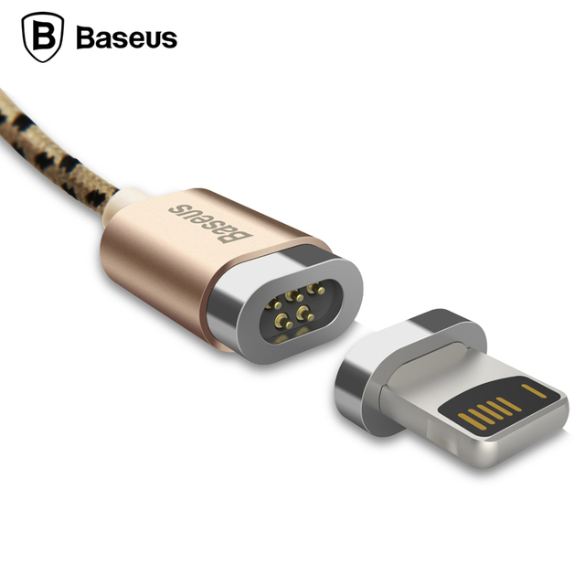 Baseus Magnetic Adapter Micro Usb Cable Data Charging