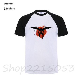 3deec470 2018 Japan style Ryuk Death Note Men T-Shirt harajuku one piece camisetas  juventus camiseta thanos male t shirt one punch tshirt