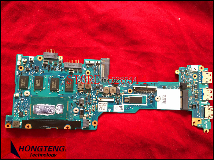 original Motherboard FOR Sony Vaio SVP13  V270 PCB / V270 MBX  REV: 1.1 P/N: 1P-0134J00-8011  WITH SR170 CPU 100% Work Perfect