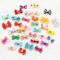 Dreambows mais bonito para cães Pet Dog Handmade cabelo flor arcos borboleta cão Grooming