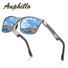 Polarized Sunglasses Men Aluminum Magnesium Luxury Brand Sunglasses Men Driving Glasses UV400 Square gafas de sol hombre 6560 цена и фото