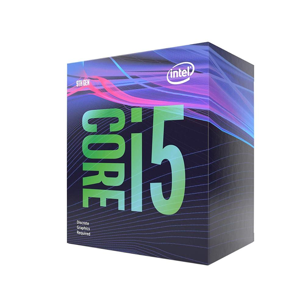 Intel Core i5-9400F Desktop Processor 6 Cores 4.1 GHz Turbo Without Graphics(China)