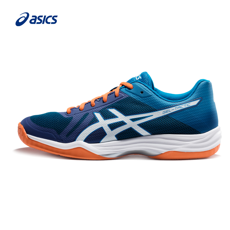 99f4e52139c Original Asics GEL-TACTIC Volleyball Shoes For Men Women Indoor Sports  Sneakers Badminton Shoes B702N Mens Volleyball Shoes