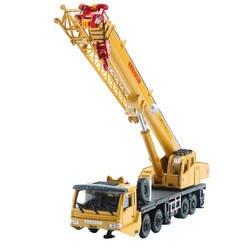 KDW 1:55 сплав мегаподъемник Модель автомобиля игрушки инженерные игрушки для детей мальчиков подарок