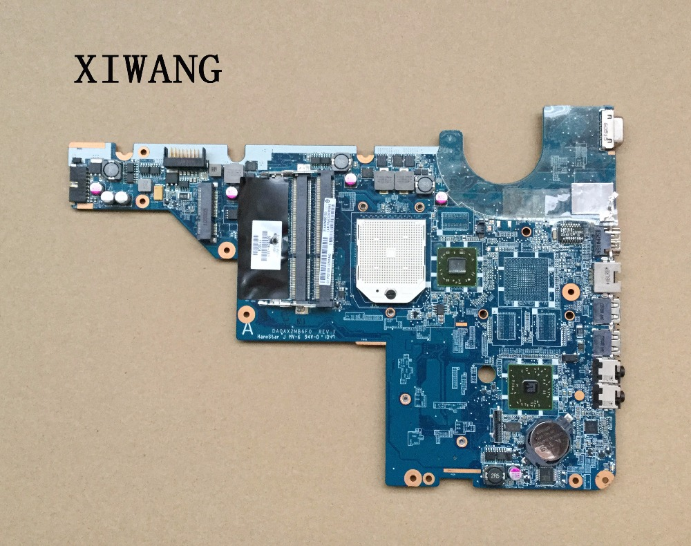for HP G62 CQ62 CQ42 G42 motherboard 592809-001 DA0AX2MB6E0 DA0AX2MB6E1 DA0AX2MB6F0 DDR3 maiboard 100% test fast ship laptop motherboard g62 cq62 592809 001 31ax2mb0010 da0ax2mb6f0 integrated 100% work promise quality fast ship
