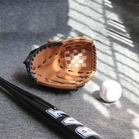 Baseball Gloves New Portable Dark Brown Durable Men Softball Baseball Glove Sports Player Preferred 12 5