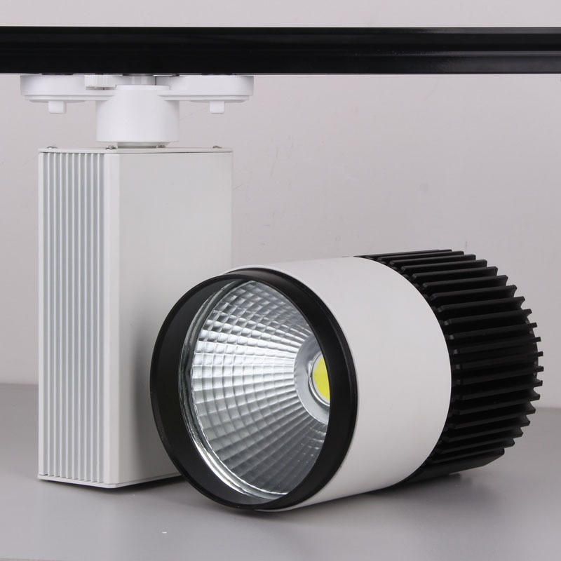 COB LED Track lighting (1)