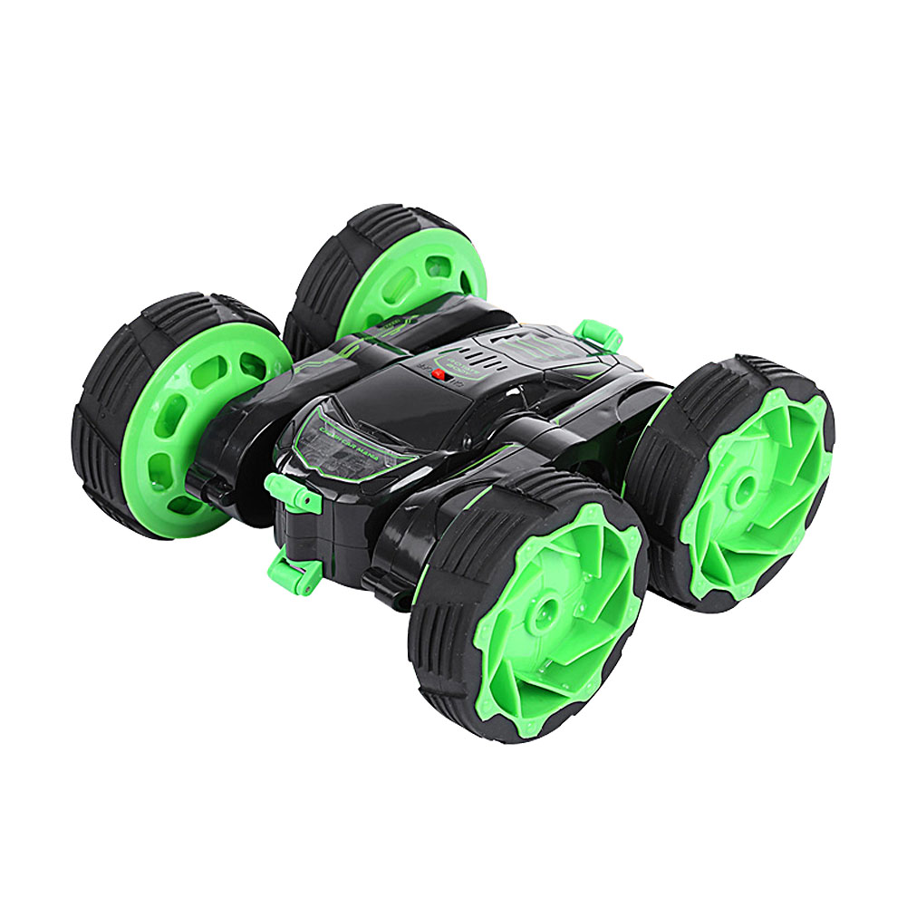 rc stunt car model kids 4ch high speed remote control off road car toy for
