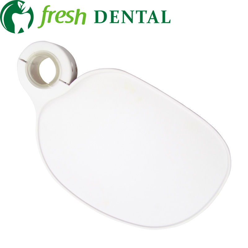 One PC dental leaf shade lamp-posts pallet small tray dental plastic pallet dental chair unit lamp posts pallet SL-1302 mdocs posts
