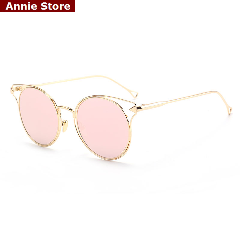 womens pink sunglasses  Rondas De Espejos - Compra lotes baratos de Rondas De Espejos de ...