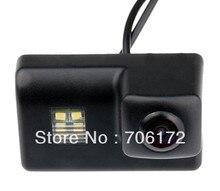 Продвижение цветной ПЗС автомобиля обратный заднего вида Камера парковки заднего вида для Peugeot 206 207 307 407