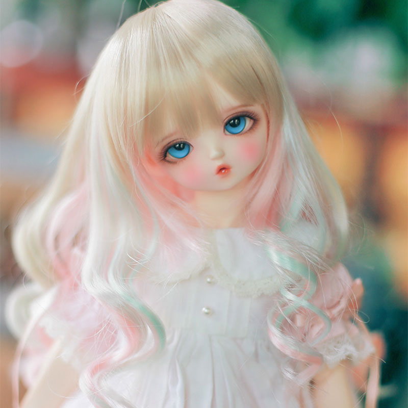 New Arrival 1 4 BJD doll BJD SD Fashion Cute Twinkle Doll For Baby Girl Gift