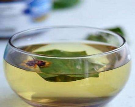 陈皮荷叶茶 1