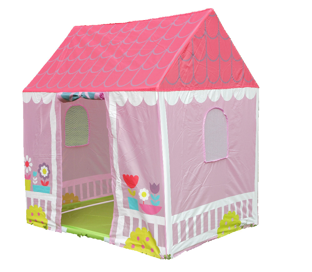 Play tent house 28 images pink princess play wendy Tent a house