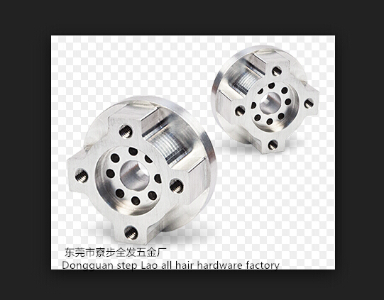 Aluminum Turned And CNC Machining Parts, Providing Samples, Can Small Orders
