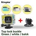 KingMa 45 m funda sumergible de buceo impermeable para Xiaomi Yi 1 Caja impermeable deportiva para Xiaomi yi cámara de acción protectora