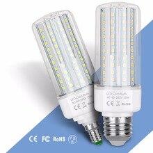 E27 Led Corn Lamp E14 Led Bulb 220V 5W 10W 15W 20W Lampada No Flicker Led Light for Home SMD2835 45 75 120 138leds Bombilla 110V