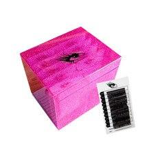 Eyelash Storage Box10 Layers Makeup Organizer False Eyelashes Glue Pallet Holder Grafting Extension Tool
