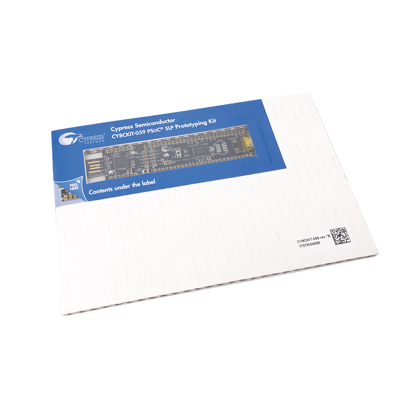 CYPRESS SEMICONDUCTOR  CY8CKIT-059  Development Board, Cortex-M3, PSoC 5LP CPU, Snap-away Programmer/Debugger, CapSense
