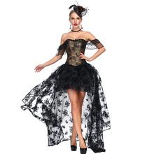 a019a96accff5 Buy steampunk black dress and get free shipping on AliExpress.com