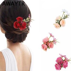 AWAYTR Women Wedding Hair Acce