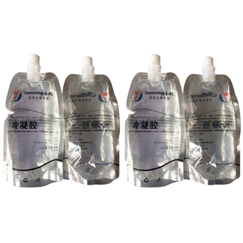 Newest!!!  Elight IPL Laser Cold Gel Skin Rejuvenation RF Cavitation Slimming Gel For All Beauty Machines
