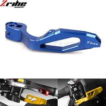 High Quality Motorcycle CNC Aluminum Available Motorbike Stands Parking lever With Logo For Yamaha Tmax T-max 500 530 high quality console aluminum speaker stands s19